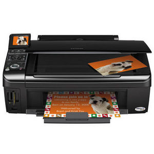 Epson Stylus NX400 All-In-One Printer
