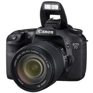Canon - 7D Digital Camera