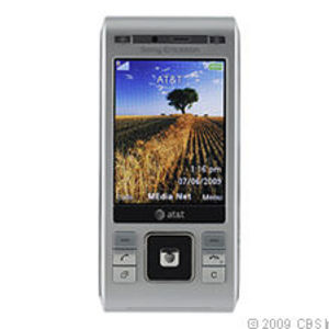 Sony Ericsson - Cyber-shot Cell Phone