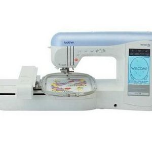 Brother Computerized Embroidery & Sewing Machine
