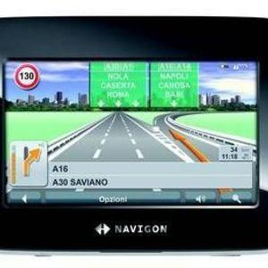 Navigon 5100 5100T Portable GPS Navigator