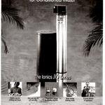 IONICS IQ Series Bacteriostatic Water Conditioner System AquaClear Puronics Water Conditioner
