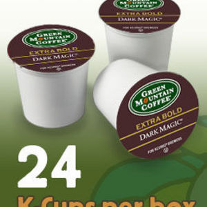 Green Mountain Dark Magic Coffee K-Cups