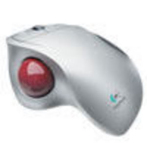 Logitech Cordless TrackMan Wheel (PN3201976) Mouse
