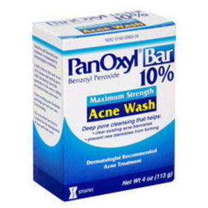 Stiefel PanOxyl Bar Maximum Strength Acne Wash Reviews