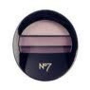 Boots No 7 Stay Perfect Eyeshadow Palette - Romantic