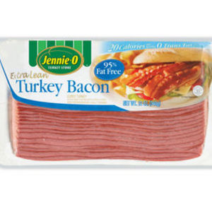 Jennie O Extra Lean Turkey Bacon