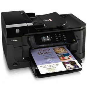 HP Officejet 6500 Plus e-All-In-One Printer E710n