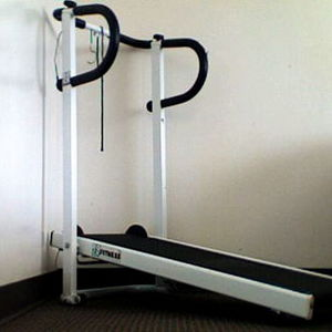 Rock Fitness Treadmill