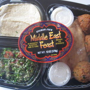 Arabian Joe's Middle East Feast