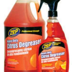 Zep Heavy Duty Citrus Cleaner Degreaser