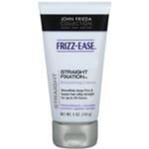 Frizz Ease Straight Fixation Smoothing Creme