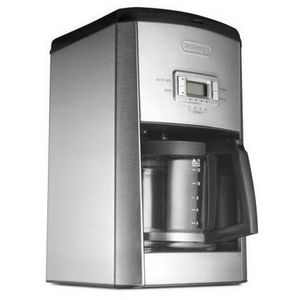 DeLonghi 14-Cup Programmable Coffee Maker