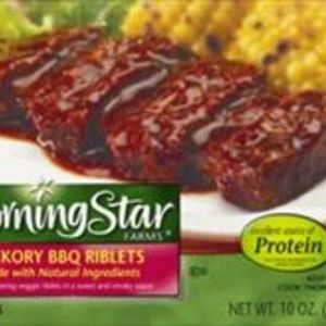 MorningStar Farms Hickory BBQ Riblets