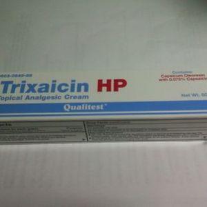 Trixaicin HP Topical Analgesic Cream