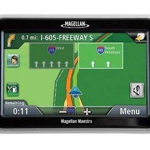 Magellan Maestro Bluetooth Portable GPS Navigator