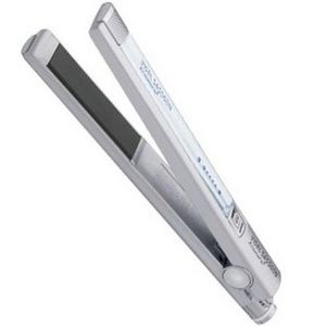 "Vidal Sassoon Answers 1"" Ceramic Tourmaline Flat Iron for Normal to Coarse Hair"