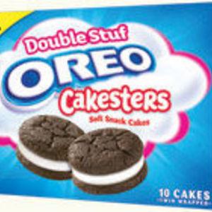 Nabisco - Oreo Double Stuff Cakesters