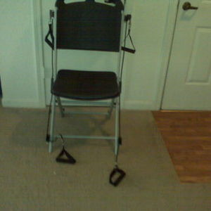 VQ Action Care Resistance Chair Excercise & Rehabilitation System