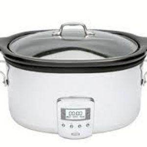 AllClad Slow Cooker with Aluminum insert