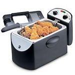 GE Professional Style Deep Fryer