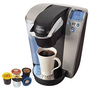 Keurig Single-Cup Coffee and Tea Brewing System