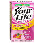 Nature's Bounty Your Life Multi for Women 45+