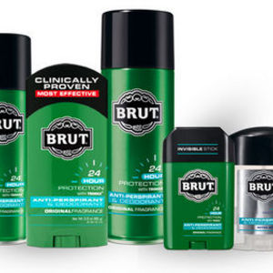 Brut Antiperspirant/Deodorant - All Products