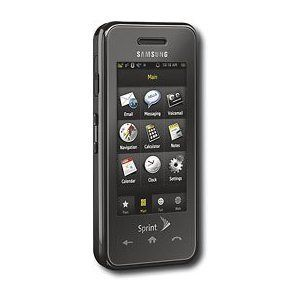 Samsung Instinct Cell Phone
