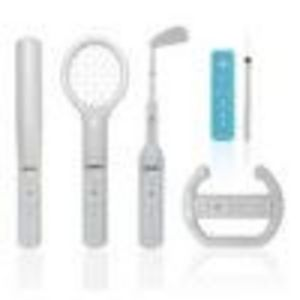 CTA Digital - The Grand Slam 6 in 1 Sports Pack for Wii