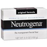 Neutrogena Transparent Facial Cleansing Bar