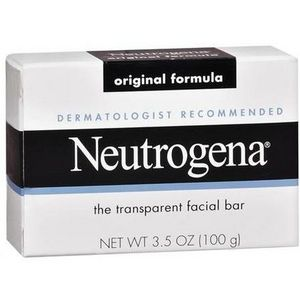 Neutrogena Transparent Facial Cleansing Bar