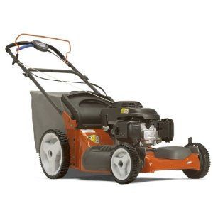 Husqvarna 21-inch 160cc Honda GCV Gas Powered Self-Propelled FWD Lawn Mower