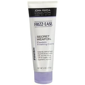 John Frieda Collection Frizz Ease Secret Weapon Flawless Finishing Creme