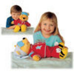 Fisher-Price Sing and Snore Pooh