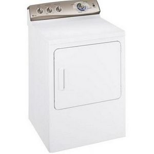 GE Super Capacity Electric Dryer