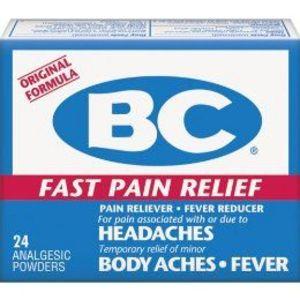 BC Headache Powder