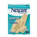 Nexcare Comfort Fabric Bandages