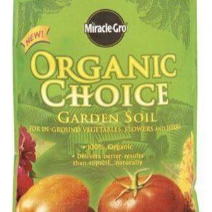 Scotts Organic Choice Garden Soil