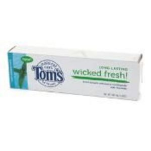 Tom's of Maine Wicked Fresh! Toothpaste (All flavors)