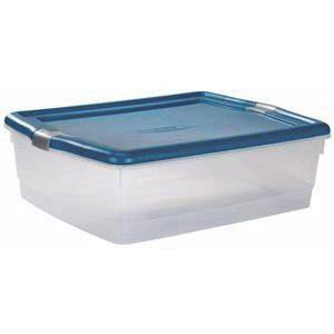 Rubbermaid Snaptoppers - 12 Quart Storage Container