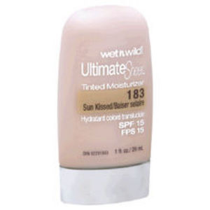 Wet'n'Wild Ultimate Sheer Tinted Moisturizer SPF 15,Sun Kissed