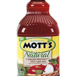 Mott's - Natural Apple Juice