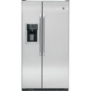 GE Cafe Side-by-Side Refrigerator
