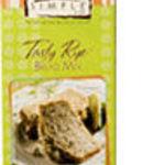 Tastefully Simple Tasty Rye Bread