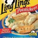 Ling-Ling All Natural Potstickers