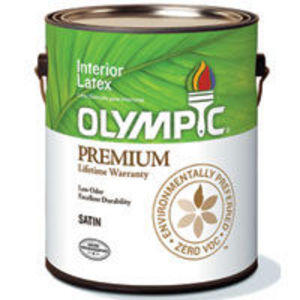 Olympic Premium Interior Latex Paint Reviews