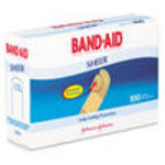 Johnson & Johnson Band AID Sheer Adhesive Bandage