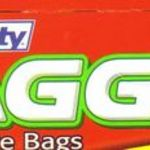 Hefty Baggies Plastic Storage Bags