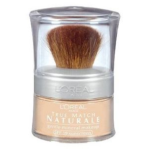 L'Oreal True Match Naturale Mineral Foundation SPF 19